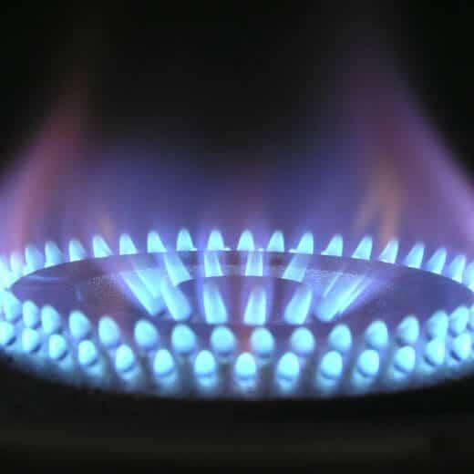 Gás Natural Vantagens