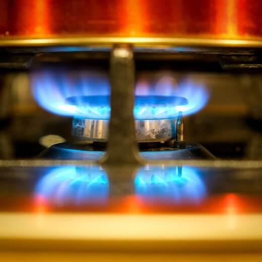 Registro de Gás Encanado Aberto ou Fechado