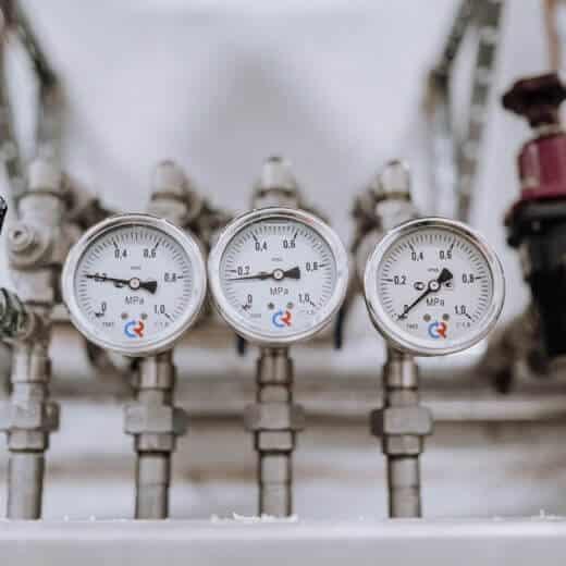 Regulador de Pressão de Água